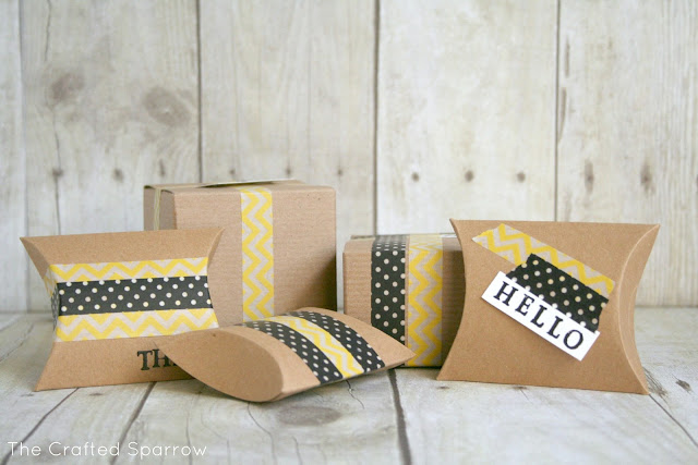 Washi Tape Packages