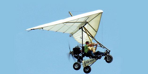 vuelos de ultraligeros en cojimies