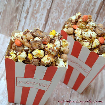 Inside BruCrew Life: Reeses Popcorn Munch
