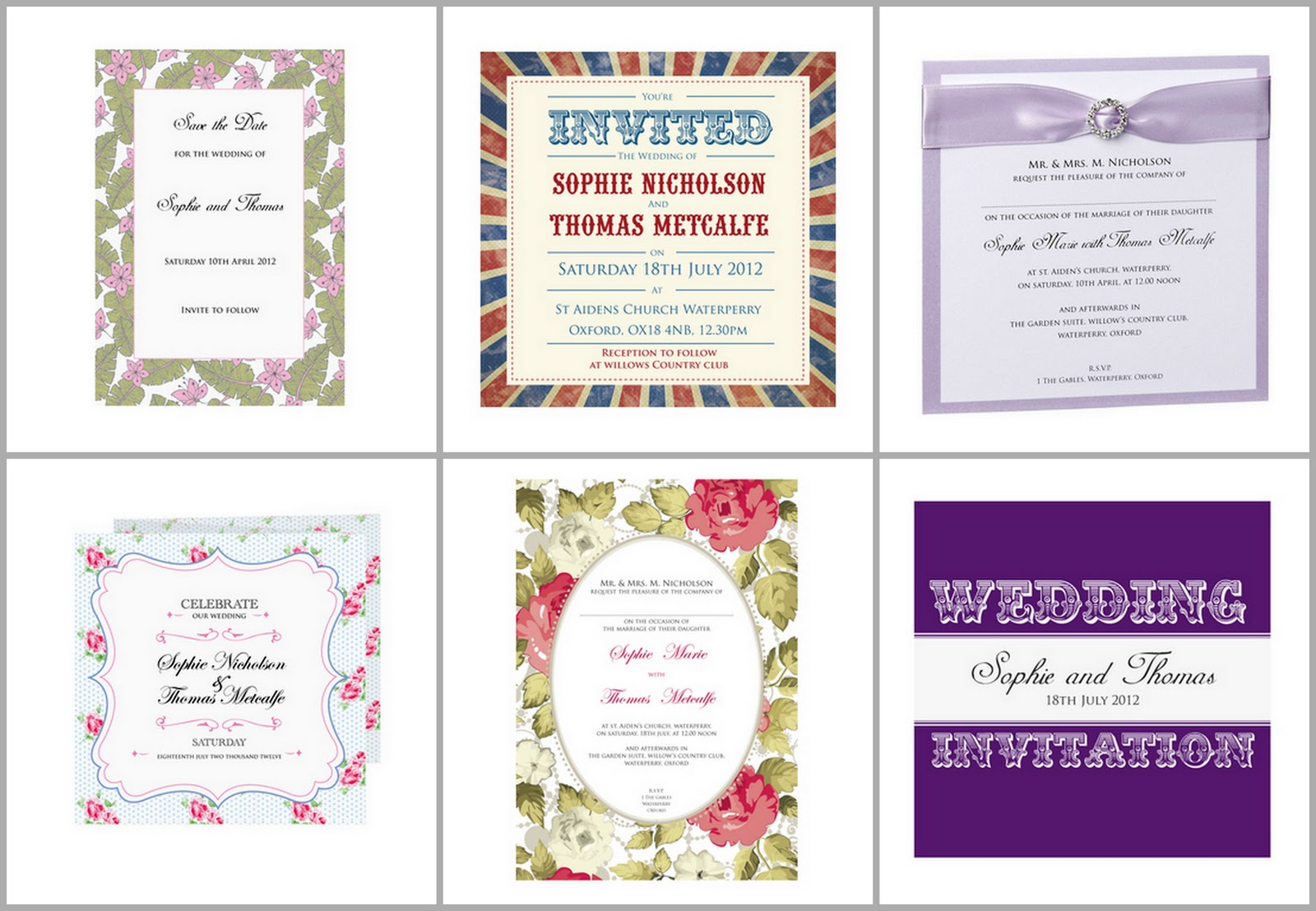 Introducing Paper Themes Bespoke Stationery