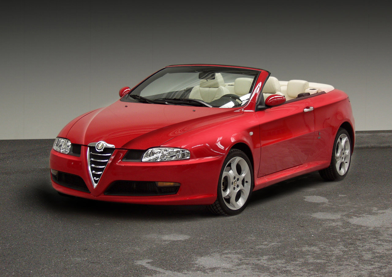 2013 alfa romeo gt cabriolet prototype. Black Bedroom Furniture Sets. Home Design Ideas