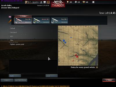 War Thunder - Plane Settings