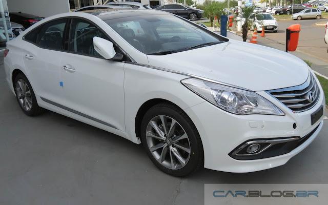 Hyundai Azera V6.3.0