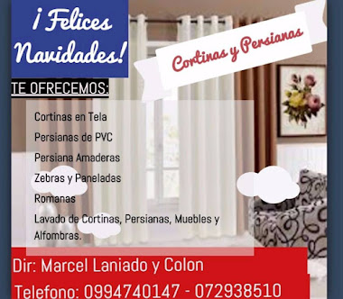 Cortinas y Persianas