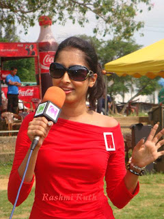 Sri Lankan Dancer, Actress and TV Presenter Rashmi Ruth