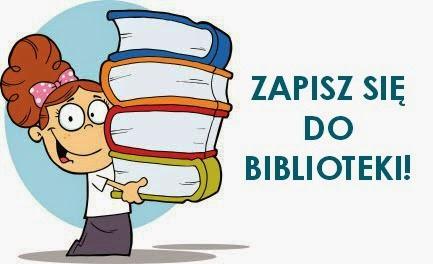 ZAPISZ SIĘ DO BIBLIOTEKI!