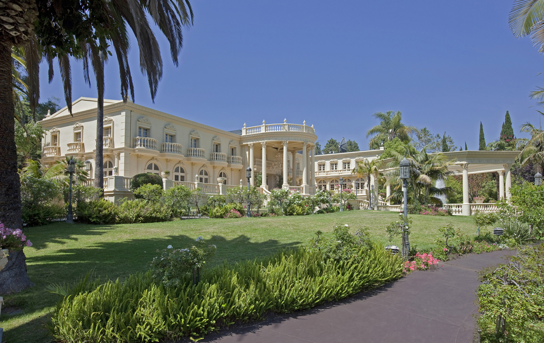 Homes amp Mansions Bel Air Palace On The Market For 22500000