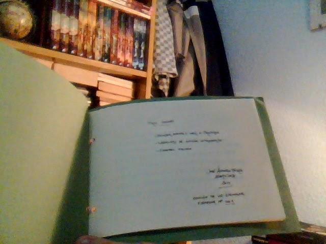Tres poemas (auto edición, 2014)
