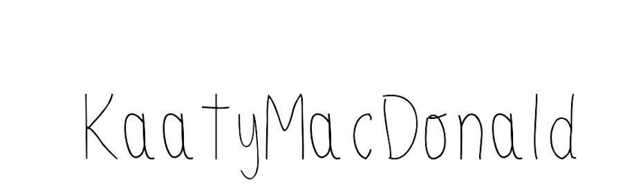 Kaaty MacDonald