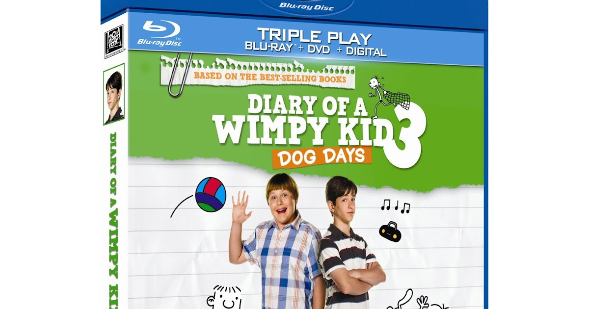 Diary of a wimpy kid dog days book summary