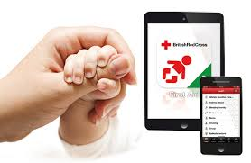 Red Cross Baby and Child App first aid, parenting