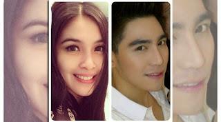 Foto Sandra Dewi dan Edgard Schwannedgard Pacar Sandra Dewi Terbaru (Profil)