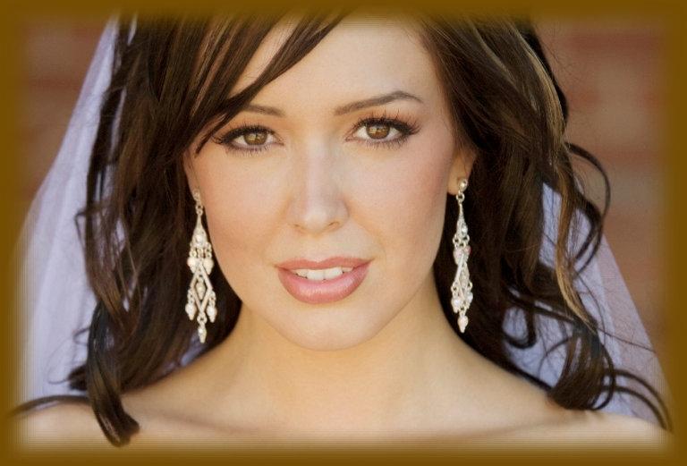 Natural Makeup For A Wedding : Natural Makeup For Wedding Natural Bridal Makeup 2012