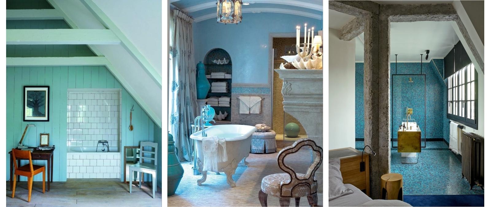 d co refaire sa salle de bain dans un esprit. Black Bedroom Furniture Sets. Home Design Ideas