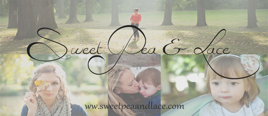Sweet Pea and Lace