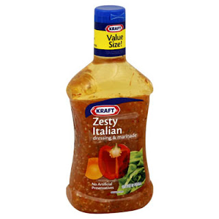 Italian Dressing | Salad Dressing Marinade | Creamy Italian