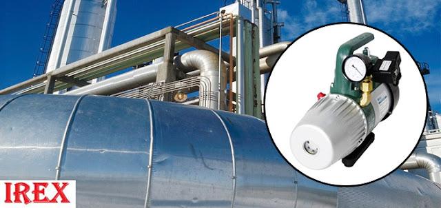 iRex Vacuum Pumps - Single And Double Stage Pumps | Pumpkart.com
