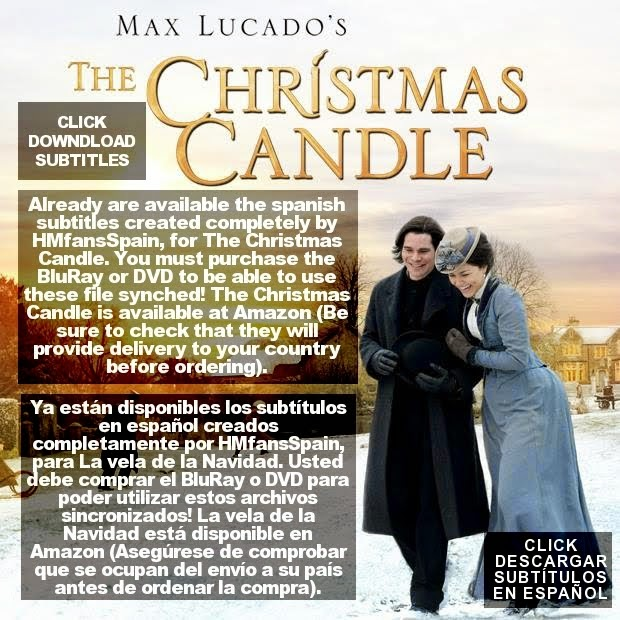 The Christmas Candle (Subtítulos en Español)