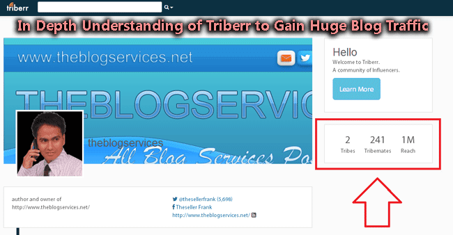 An In Depth Understanding of Triberr to Gain Huge Blog Traffic