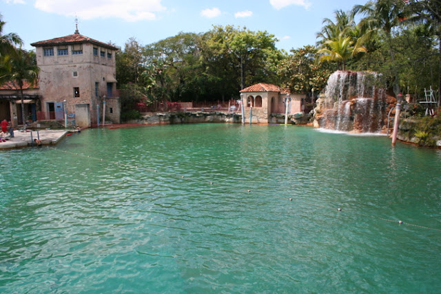 Venetian Pool - Piscina Artificial Miami