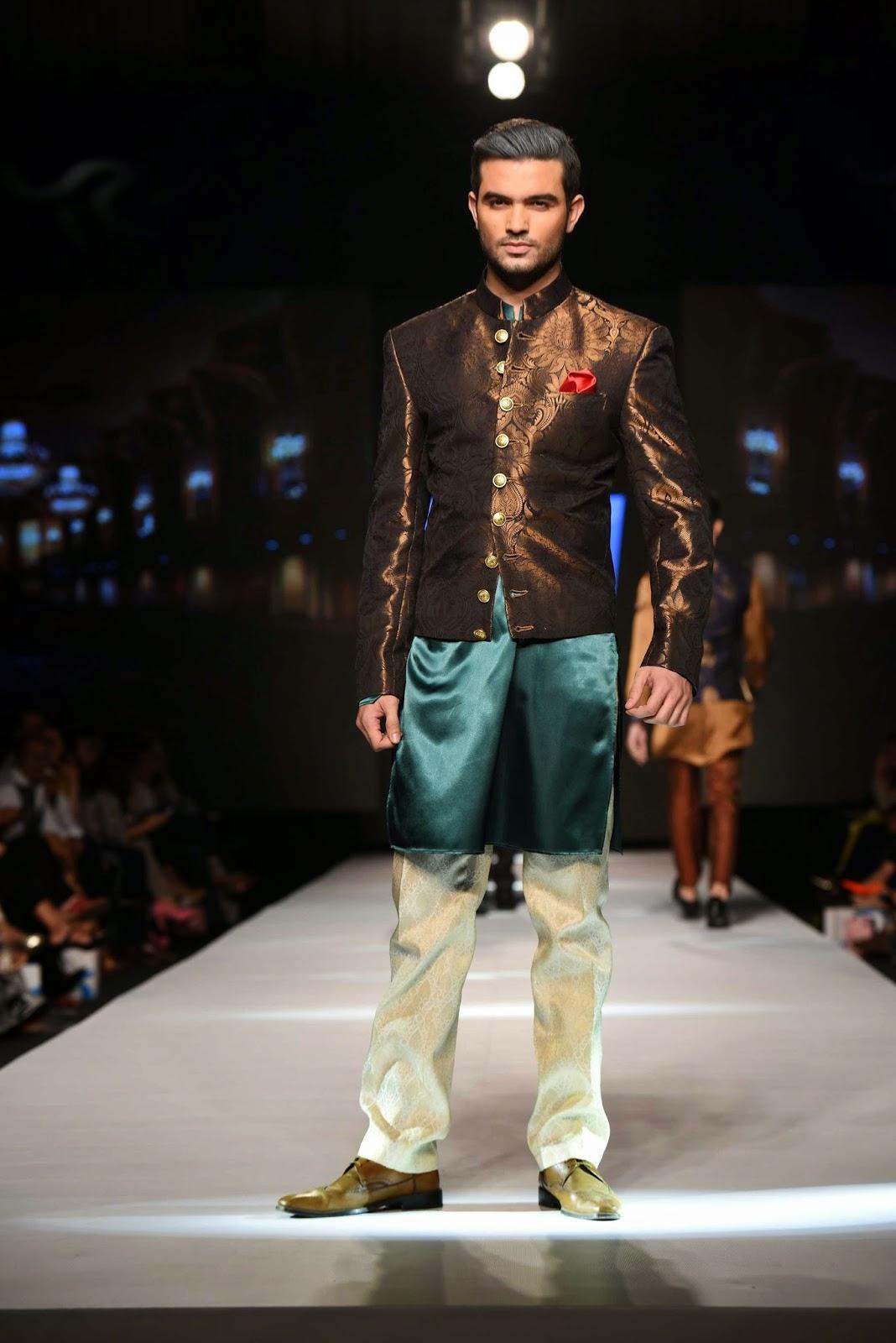 Amir Adnan Telenor Fashion Pakistan Week 2015 Day 2