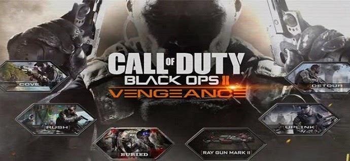 Call Of Duty Black Ops 2 Vengeance DLC Code Free Download