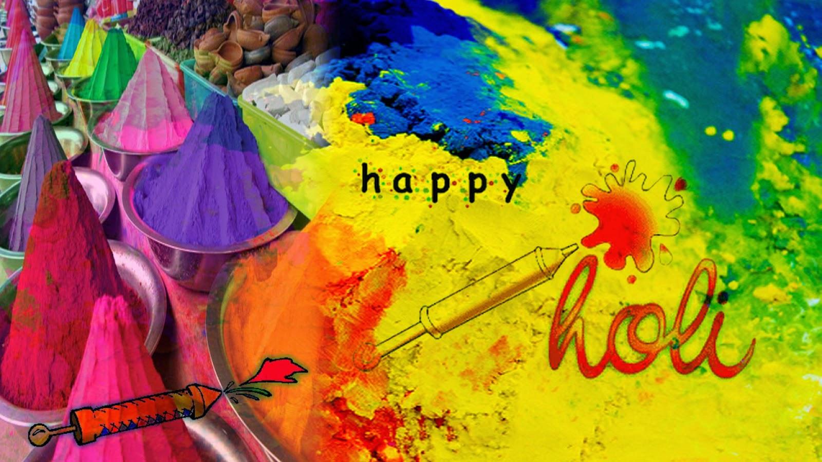 Dhulandi | Rangpanchami | Basant Utsav | Kaman Pandigai | Phagu Purnima HD Large Size Wallpapers Happy Holi 2014