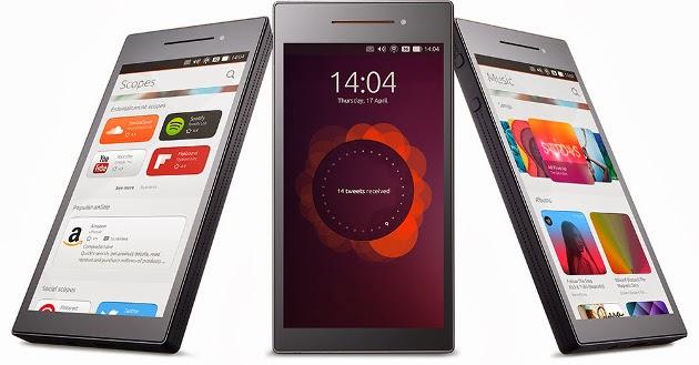 bq ubuntu smartphone - bq Aquaris