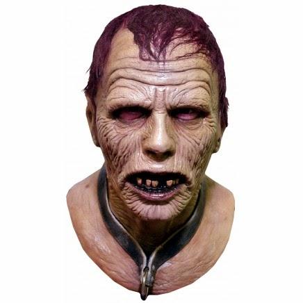 Máscara zombie Bud El Día de los Muertos