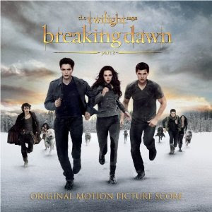 Breaking Dawn 2 Film Score