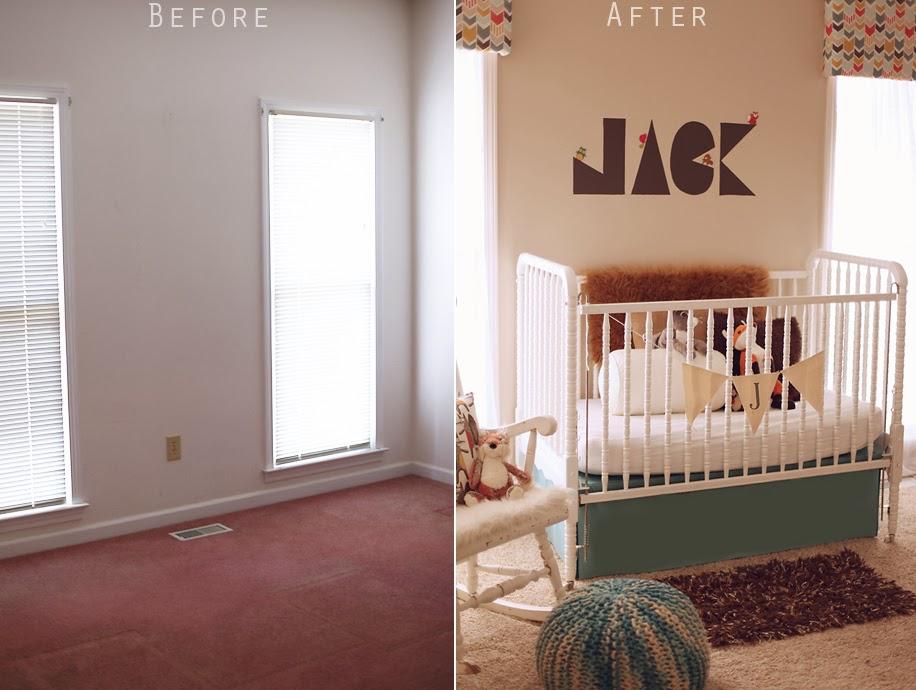 Shauna Veasey Photography Jack S Woodland Themed Nursery