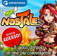 NosTale, uno dei più divertenti giochi di ruolo in stile cartoni animati