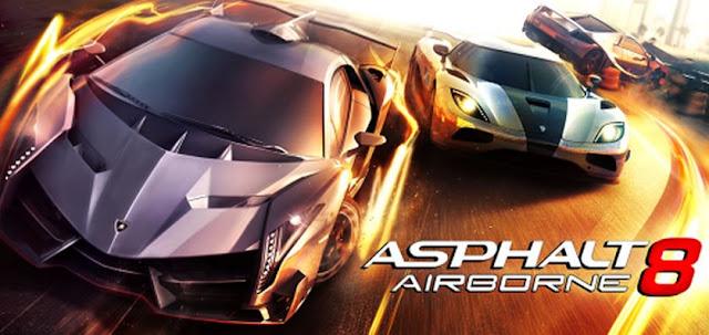 Asphalt 8: Airborne Android İndir