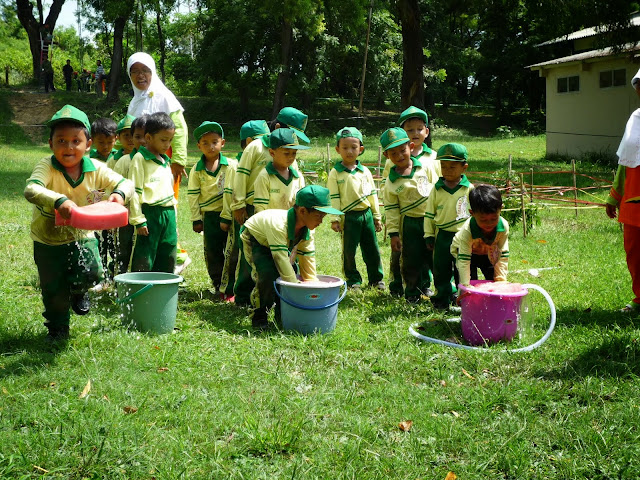 Outbound Semarang (085 226 668 920) : Mengembangkan Kecerdasan Anak Melalui Kegiatan Outbound,