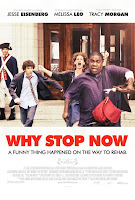 Why Stop Now (2012) online y gratis