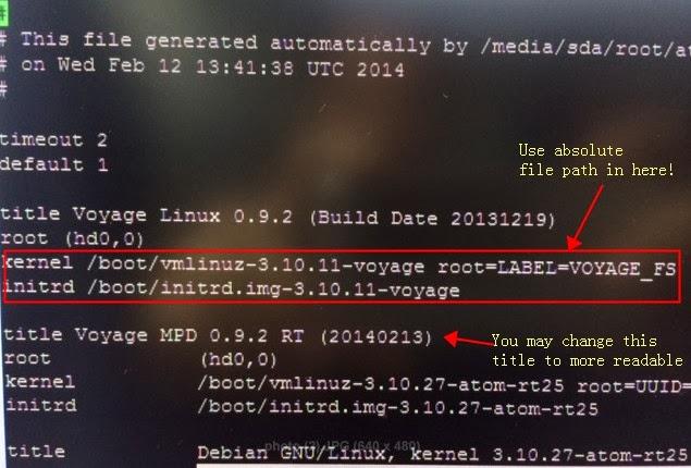 Obee S Diy Building Custom Real Time Kernel For Atom X86