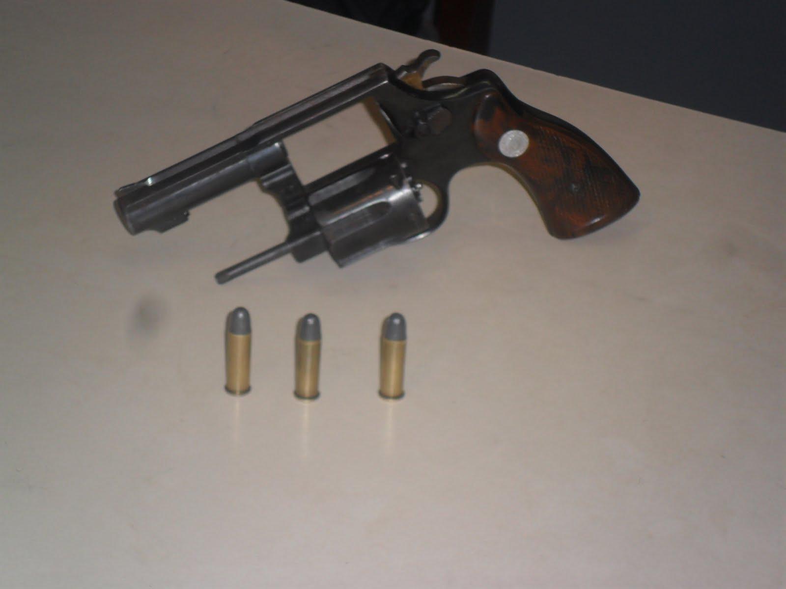 Porte ilegal de arma de fogo for Uso e porte de arma