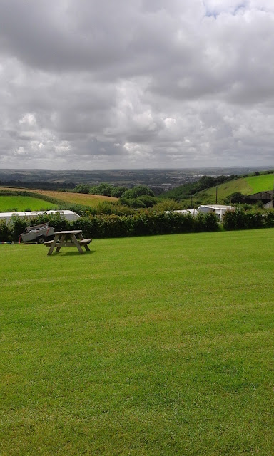 school holiday camping naer barnstaple in north devon