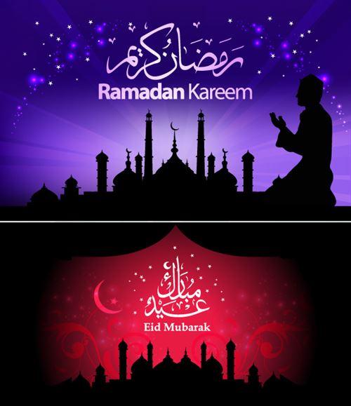 Hot Ramadan Facebook: Cover Timeline A Nice Cover Photo With Ramadan Kareem And Eid Mubarak