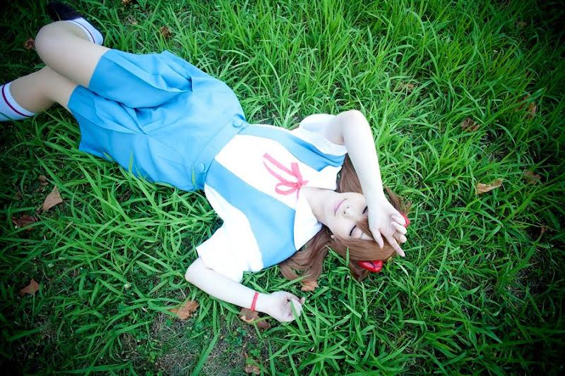 CosRain.Com v's COSPLAY - Asuka Langley Soryu