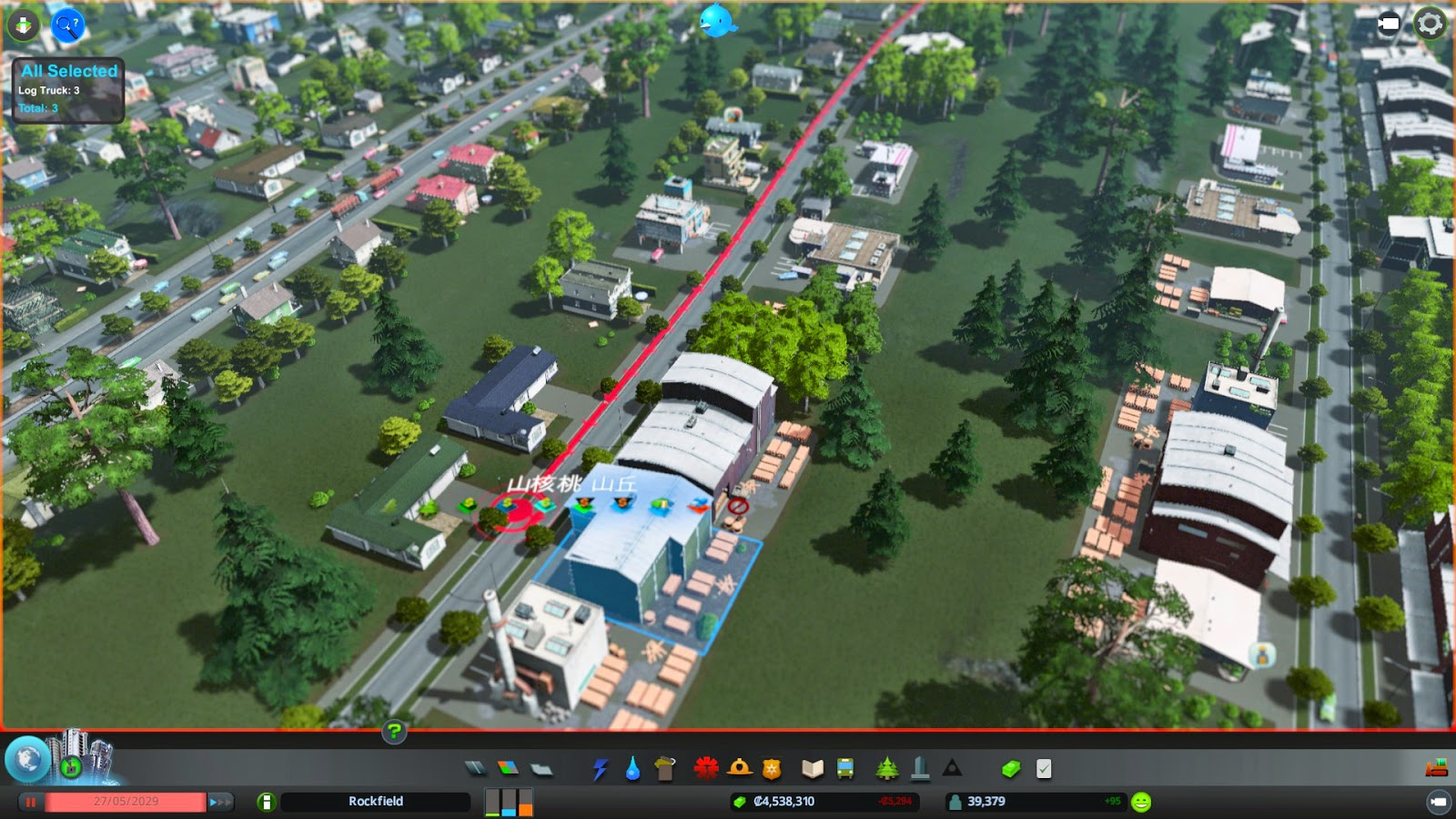 Cities Skylines Mod To Build Past Line