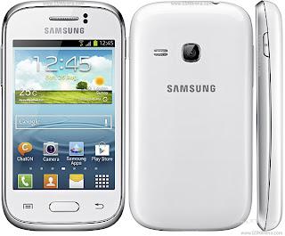 Spesifikasi Samsung Galaxy Young S6310 Terbaru Harga Juli 2013