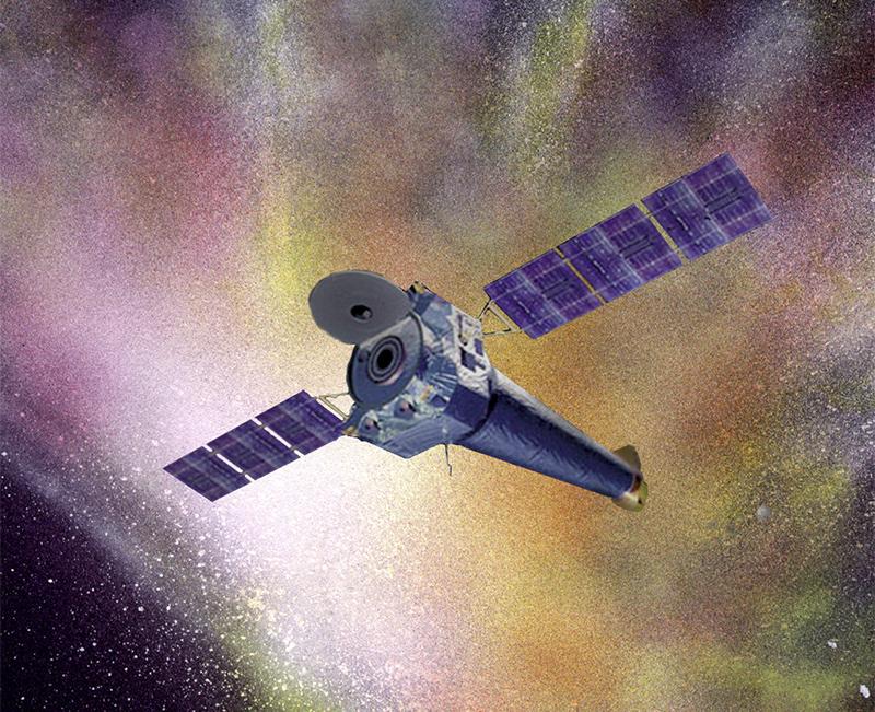 Космический телескоп Чандра отметил 15-летний юбилей