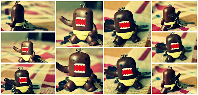 Domo Kun Photo Shoot