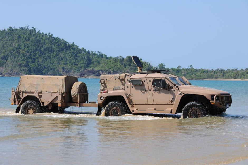 Thales Hawkei to Replace Ageing Army Land Rover Fleet