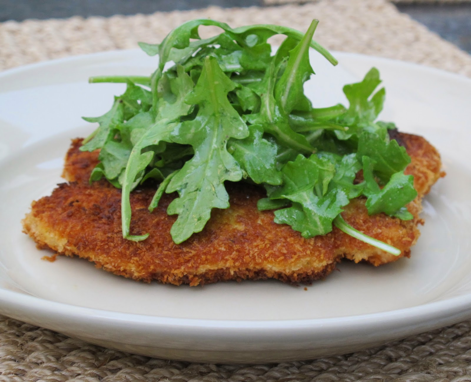 Smitten Kitchen Mustard Chicken Milanese