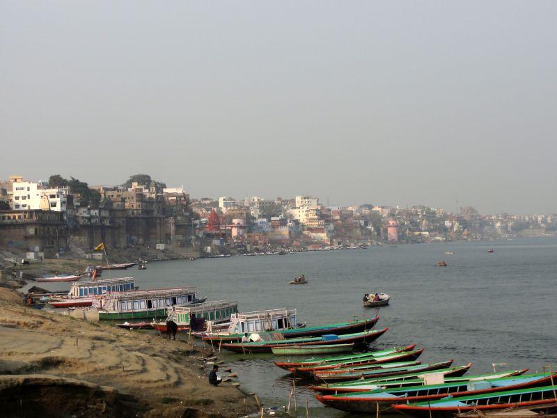 Liste Des Villes Saintes En Inde