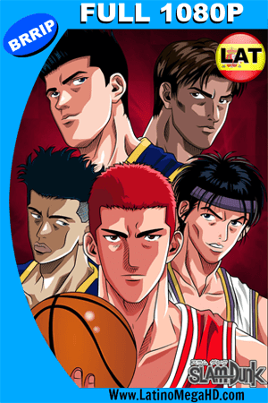 Slam Dunk Parte 2 de 3 (1993) Latino Full HD 1080P ()