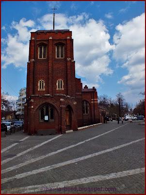 biserica anglicana bucuresti