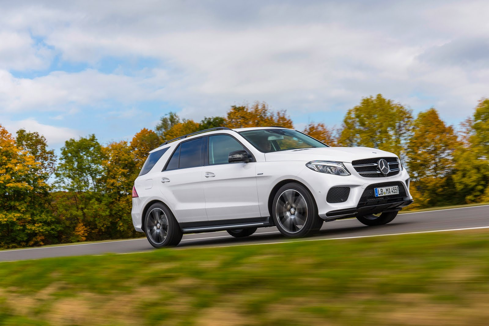 Mercedes AMG Dynamic SUV For New Target Groups